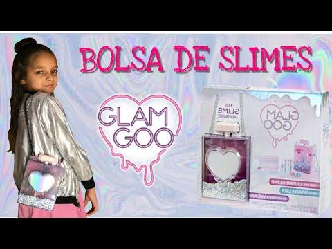 ABRINDO BOLSA DE SLIMES - GLAM GOO FASHION