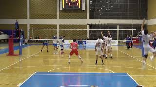 Full Game - 2018/2019, Dmytro Viietskyi, White-Red No.9
