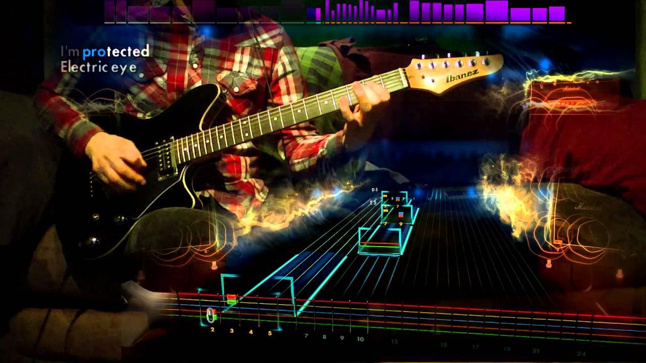 "Rocksmith 2014 – DLC – Guitar – Judas Priest ""Electric Eye"""