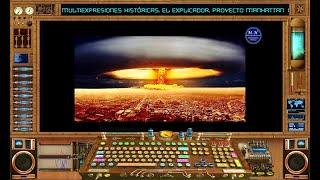 Audio. El Explicador. Proyecto Manhattan, segunda parte