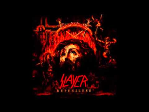 You Against You-Slayer *new song*