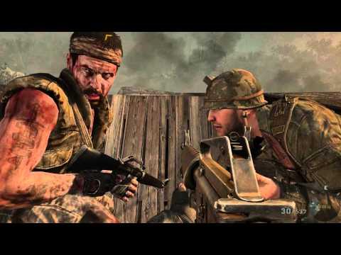 Call of Duty: Black Ops - Vietnam (Full Level Gameplay)
