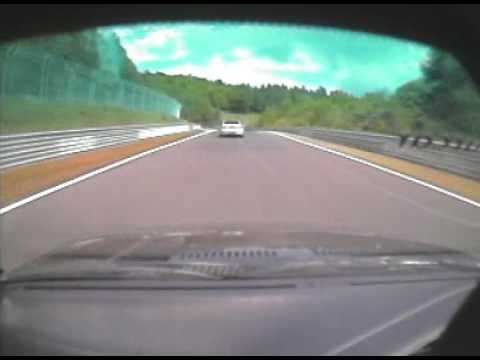 Nurburgring Experience e36 M3 vs e92 M3 May 2009