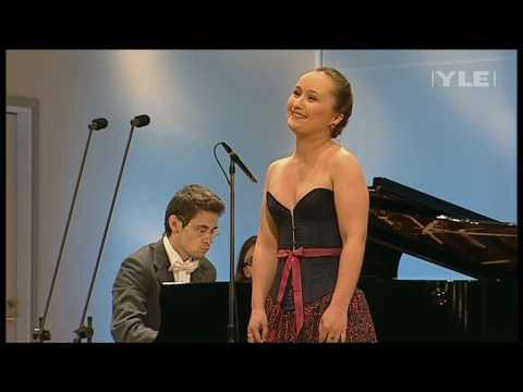 Julia Lezhneva sings