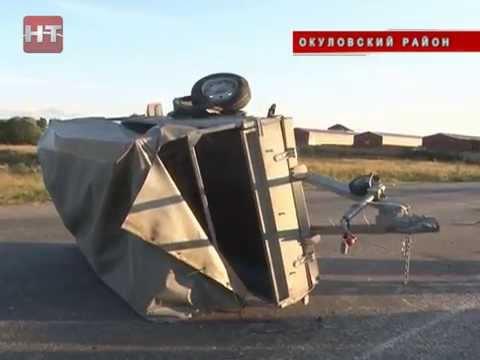 Семь дорожно-транспортных происшествий зафиксировано в Новгородской области в минувшие выходные дни