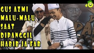 Video Lucuuu !!! Gus Azmi malu-malu saat dipanggil Habib Ja'far ● Ayo Move On Live ● HD MP3, 3GP, MP4, WEBM, AVI, FLV Juni 2019