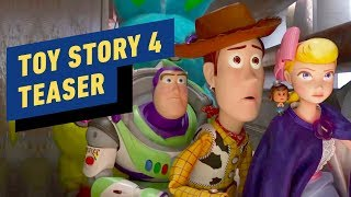Toy Story 4 Teaser Trailer - Old Friends & New Faces: Bo Peep by IGN
