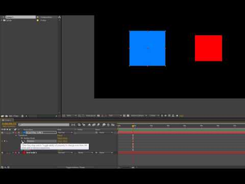 Tutorial Introduccion A After Effects CS6 Animacion Basica Español