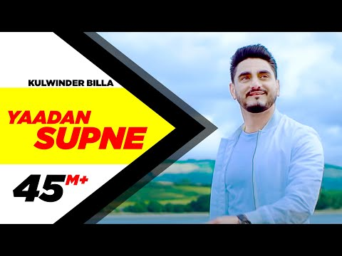 Video Yaadan Supne | Full Video | Kulwinder Billa | Dr Zeus | Latest Punjabi Song 2017 | Speed Records download in MP3, 3GP, MP4, WEBM, AVI, FLV January 2017