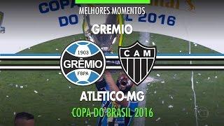 Siga - http://twitter.com/sovideoemhd Curta - http://facebook.com/sovideoemhd COPA CONTINENTAL DO BRASIL 2016 FINAL - Jogo Volta Arena do Grêmio, ...