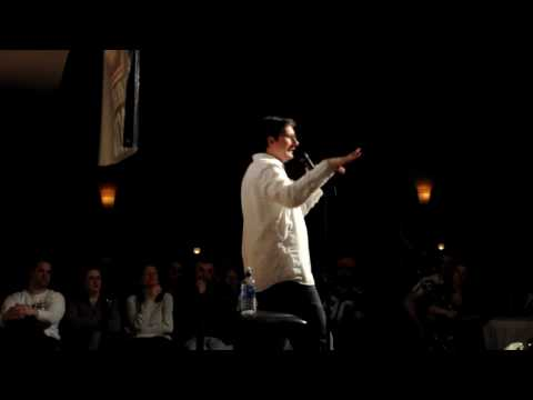 Costaki Economopoulos and Dan St. Paul Comedy Night With The Buzz