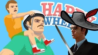 Video AGENT SMITH LE MOUSQUETAIRE ! | Happy Wheels ! MP3, 3GP, MP4, WEBM, AVI, FLV September 2017