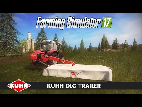 FS17 Official KUHN DLC Launch Trailer