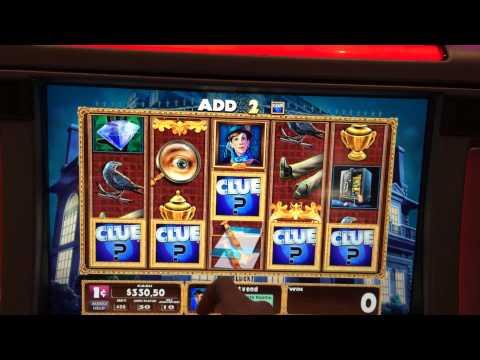 Clue Slot Machine Bonus – Time to Add Wilds – Big Win!!!