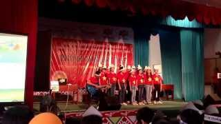 Hello Việt Nam (Olympic Toán Tuổi Thơ 2013)- Tốp Ca Trường THCS Võ Thị Sáu