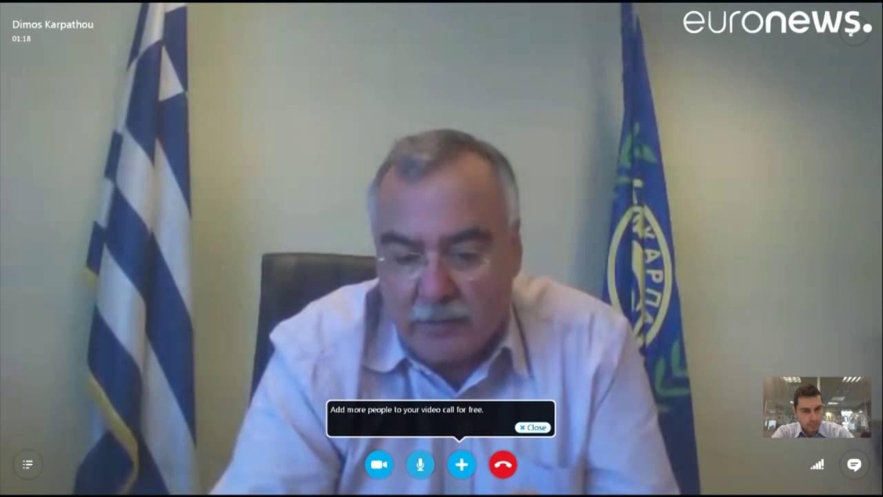 Θρίλερ με το αεροσκάφος της EgyptAir – Ο δήμαρχος Καρπάθου στο euronews