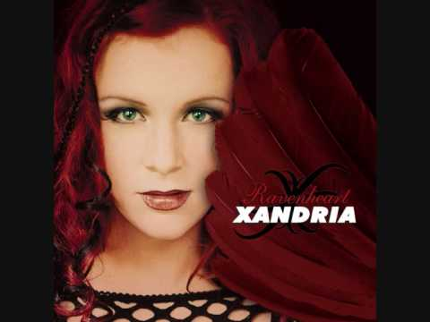 XANDRIA - My Scarlet Name (audio)