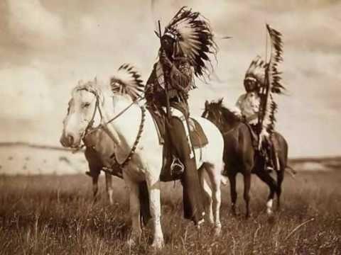 NATIVOS AMERICANOS . . .YEHA  ---  NOHA .  Sacred Spirit.