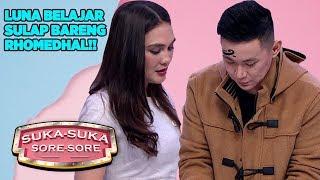 Video Asyikk! Luna Maya Belajar Sulap Bareng Romedhal   Suka Suka Sore Sore 282 MP3, 3GP, MP4, WEBM, AVI, FLV Mei 2019