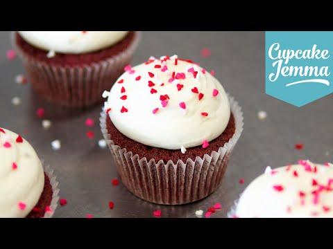 cupcakes - red velvet da fare a casa!