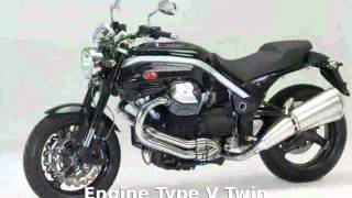 4. 2011 Moto Guzzi Griso 8V SE - Info and Review