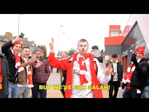 """We've Got Salah"" Liverpool Song - Richy Sheehy feat. Marc Kenny - Lyric Video"
