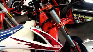 5. 2018 KTM 450 EXC-F Six Days Edition