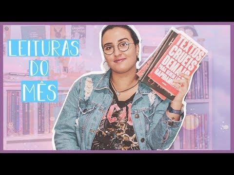 LEITURAS DE SETEMBRO (2018) | Por Carol Sant