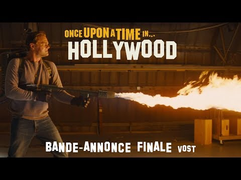 Once Upon A Time… In Hollywood - Bande Annonce #3 VOST