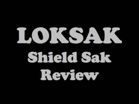 LOKSAK Shield Sak Review