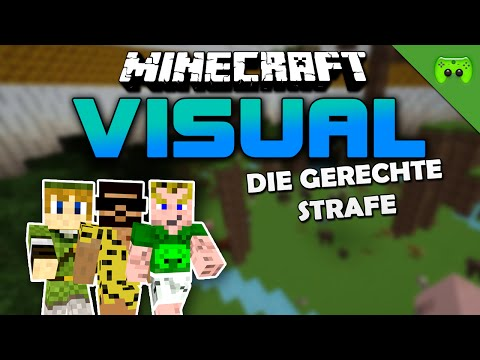 MINECRAFT Adventure Map # 31 - Visual Project 2 «» Let's Play Minecraft Together | HD