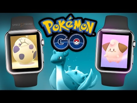Apple-Watch & neues Pokémon aus der 2. Generation | Pokémon GO Deutsch #150