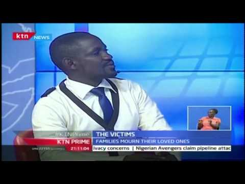 KTN Prime: Michael Mboya set book actor speaks about his colleagues death in Mandera, 25th October 2