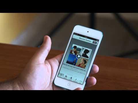 ipod Touch - Bienvenidos al completo review del reproductor multimedia más popular del mercado, nos referimos al ipod touch de quinta generación, con una pantalla de mayo...