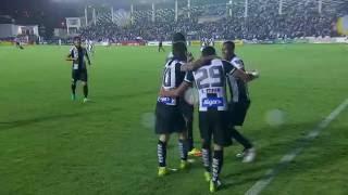 Vídeo tirado de: http://globoesporte.globo.com/ O Santos FC está classificado para as quartas de final da Copa do Brasil.