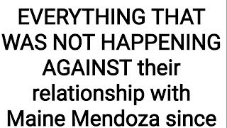 Video EVERYTHING THAT WAS NOT HAPPENING AGAINST their relationship with Maine Mendoza since 2015 MP3, 3GP, MP4, WEBM, AVI, FLV Agustus 2018