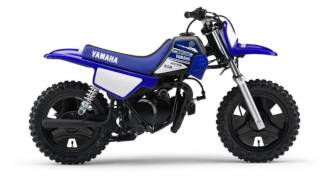 8. 2017 Yamaha PW50 Playbike