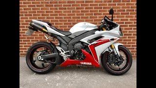 9. Yamaha YZF R1. 2007. www.ridersmotorcycles.com. 18271 miles.