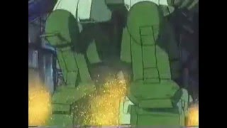 80's Japanese Animation VJ mix