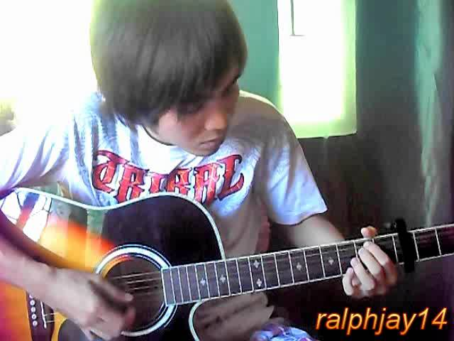 how to play a thousand years on guitar