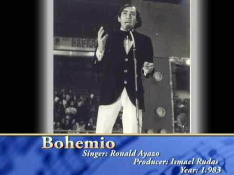 Bohemio Ronald Ayazo, Ismael Rudas