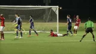 The NY Red Bulls faced off against Flamengo in the group stages of the 2014 Generation adidas Cup. Subscribe to our channel for more soccer content: ...