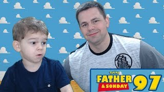 Father and Sonday! | Opening Pokemon Cards with Lukas #97 by The Pokémon Evolutionaries