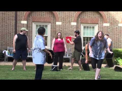 Scene@W&M: Ice bucket challenge
