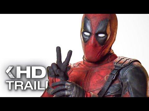 "DEADPOOL 2 ""Marvel Parody"" Clip & Trailer (2018)"