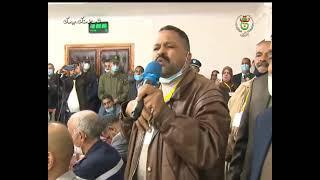 وزير الداخلية يشرف على تنصيب ولاة الجمهورية لولايات المنيعة وتيميمون وعين صالح وبني عباس