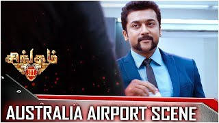 Video Singam 3 - Tamil Movie - Australia Airport Scene | Surya | Anushka Shetty | Harris Jayaraj MP3, 3GP, MP4, WEBM, AVI, FLV Juni 2018