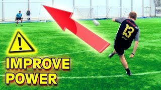 XxX Hot Indian SeX How To Improve Your Power To Shoot Kick A Soccer Ball Tutorial .3gp mp4 Tamil Video