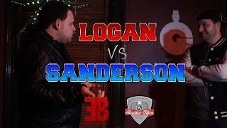 Epic Bars | Logan vs. Sanderson