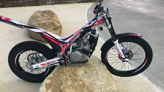 5. 2018 Beta Evo 4T 300cc Trials Bike @180degreesoffroad